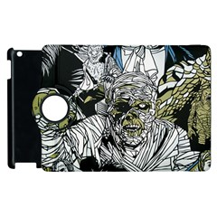 The Monster Squad Apple Ipad 3/4 Flip 360 Case by BangZart