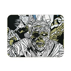 The Monster Squad Double Sided Flano Blanket (mini)  by BangZart