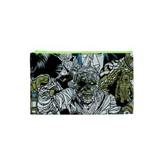 The Monster Squad Cosmetic Bag (xs) by BangZart
