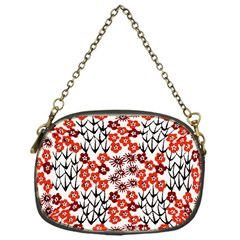 Simple Japanese Patterns Chain Purses (one Side)  by BangZart