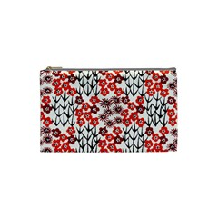 Simple Japanese Patterns Cosmetic Bag (small)  by BangZart