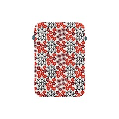 Simple Japanese Patterns Apple Ipad Mini Protective Soft Cases by BangZart