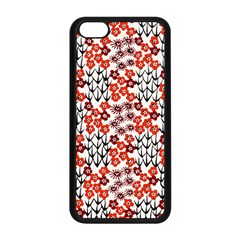 Simple Japanese Patterns Apple Iphone 5c Seamless Case (black) by BangZart