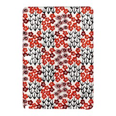 Simple Japanese Patterns Samsung Galaxy Tab Pro 12 2 Hardshell Case by BangZart