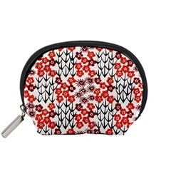 Simple Japanese Patterns Accessory Pouches (small)