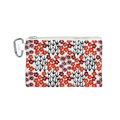 Simple Japanese Patterns Canvas Cosmetic Bag (s) by BangZart