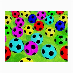 Balls Colors Small Glasses Cloth by BangZart