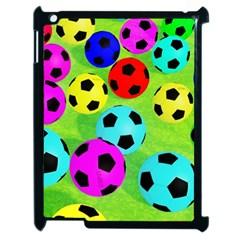 Balls Colors Apple Ipad 2 Case (black) by BangZart