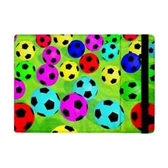 Balls Colors Apple Ipad Mini Flip Case by BangZart
