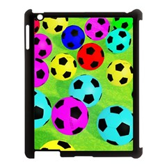 Balls Colors Apple Ipad 3/4 Case (black) by BangZart