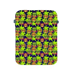 Smiley Monster Apple Ipad 2/3/4 Protective Soft Cases by BangZart