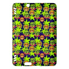 Smiley Monster Kindle Fire Hdx Hardshell Case by BangZart