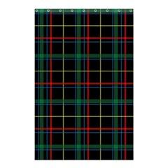 Tartan Plaid Pattern Shower Curtain 48  X 72  (small)  by BangZart