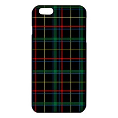 Tartan Plaid Pattern Iphone 6 Plus/6s Plus Tpu Case by BangZart