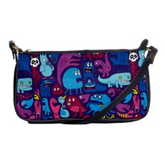 Hipster Pattern Animals And Tokyo Shoulder Clutch Bags by BangZart