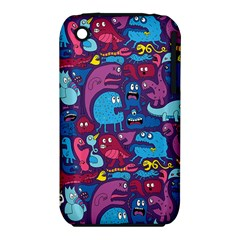 Hipster Pattern Animals And Tokyo Iphone 3s/3gs by BangZart