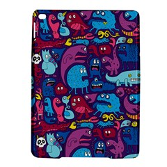 Hipster Pattern Animals And Tokyo Ipad Air 2 Hardshell Cases by BangZart