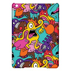 Monster Patterns Ipad Air Hardshell Cases by BangZart