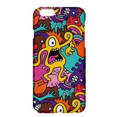 Monster Patterns Apple Iphone 6 Plus/6s Plus Hardshell Case by BangZart