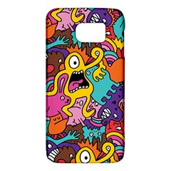 Monster Patterns Galaxy S6 by BangZart