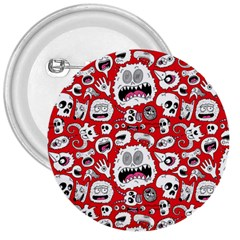 Another Monster Pattern 3  Buttons by BangZart