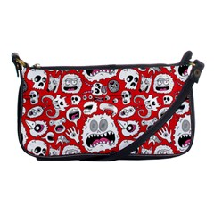 Another Monster Pattern Shoulder Clutch Bags by BangZart