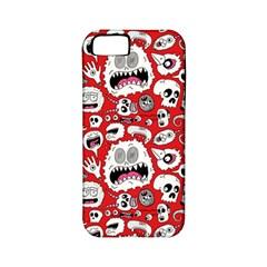Another Monster Pattern Apple Iphone 5 Classic Hardshell Case (pc+silicone)