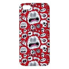 Another Monster Pattern Iphone 5s/ Se Premium Hardshell Case by BangZart