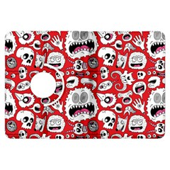 Another Monster Pattern Kindle Fire Hdx Flip 360 Case by BangZart
