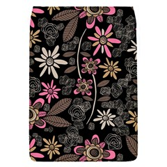 Flower Art Pattern Flap Covers (s)  by BangZart