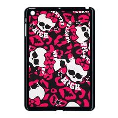 Mattel Monster Pattern Apple Ipad Mini Case (black) by BangZart
