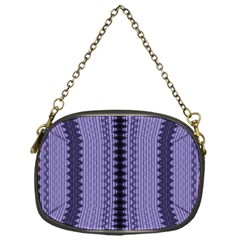 Zig Zag Repeat Pattern Chain Purses (one Side)  by BangZart