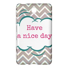Have A Nice Day Samsung Galaxy Tab 4 (8 ) Hardshell Case  by BangZart