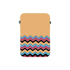 Chevrons Patterns Colorful Stripes Apple Ipad Mini Protective Soft Cases by BangZart
