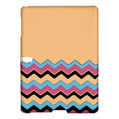Chevrons Patterns Colorful Stripes Samsung Galaxy Tab S (10 5 ) Hardshell Case  by BangZart