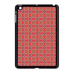 Floral Seamless Pattern Vector Apple Ipad Mini Case (black) by BangZart