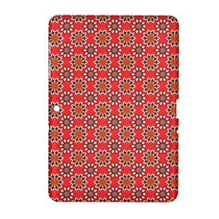Floral Seamless Pattern Vector Samsung Galaxy Tab 2 (10 1 ) P5100 Hardshell Case  by BangZart