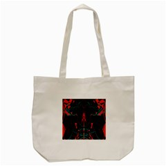 Doodle Art Pattern Background Tote Bag (cream) by BangZart
