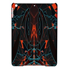 Doodle Art Pattern Background Ipad Air Hardshell Cases by BangZart