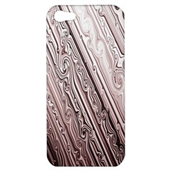 Vintage Pattern Background Wallpaper Apple Iphone 5 Hardshell Case by BangZart