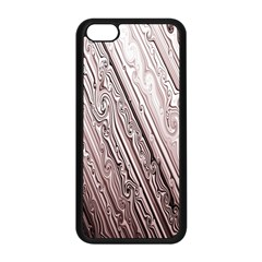 Vintage Pattern Background Wallpaper Apple Iphone 5c Seamless Case (black) by BangZart