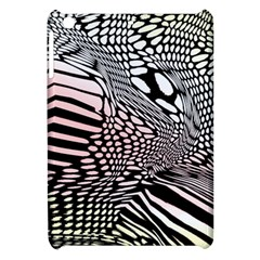 Abstract Fauna Pattern When Zebra And Giraffe Melt Together Apple Ipad Mini Hardshell Case by BangZart