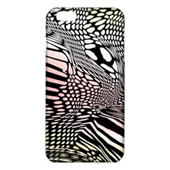 Abstract Fauna Pattern When Zebra And Giraffe Melt Together Iphone 6 Plus/6s Plus Tpu Case by BangZart