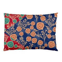 Floral Seamless Pattern Vector Texture Pillow Case (two Sides) by BangZart