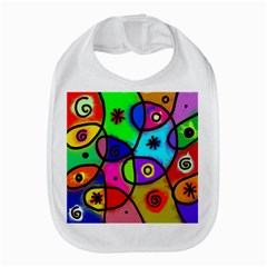 Digitally Painted Colourful Abstract Whimsical Shape Pattern Amazon Fire Phone by BangZart