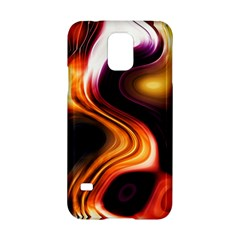 Colourful Abstract Background Design Samsung Galaxy S5 Hardshell Case  by BangZart