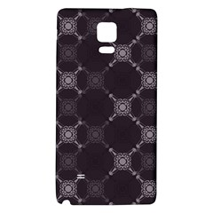 Abstract Seamless Pattern Background Galaxy Note 4 Back Case by BangZart