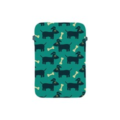Happy Dogs Animals Pattern Apple Ipad Mini Protective Soft Cases by BangZart
