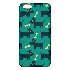 Happy Dogs Animals Pattern Iphone 6 Plus/6s Plus Tpu Case by BangZart