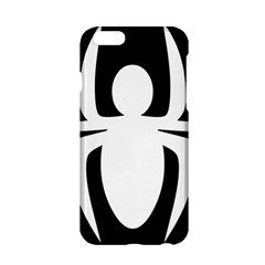 White Spider Apple Iphone 6/6s Hardshell Case by BangZart